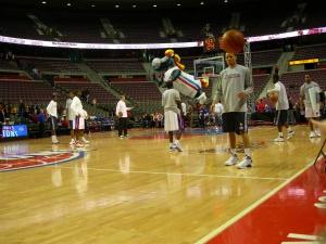 Go Pistons!